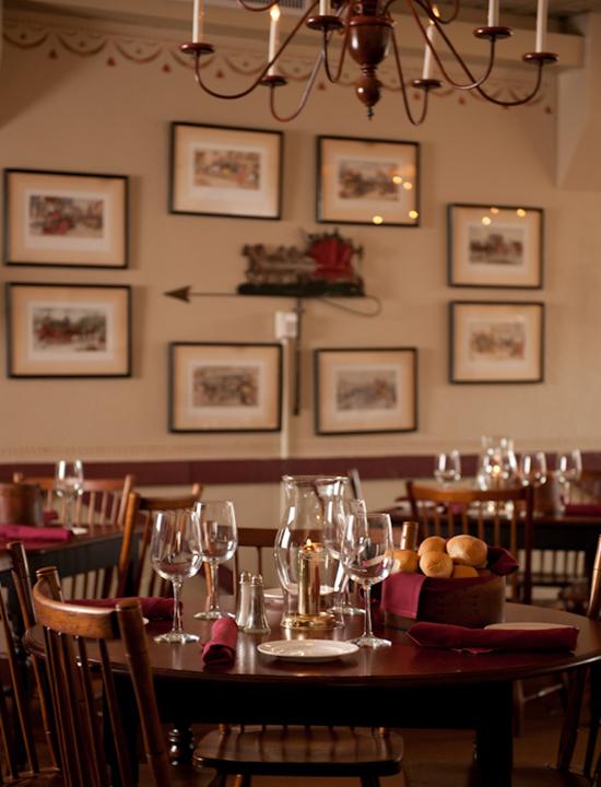 The Golden Lamb | Fine Dining in Lebanon, Ohio