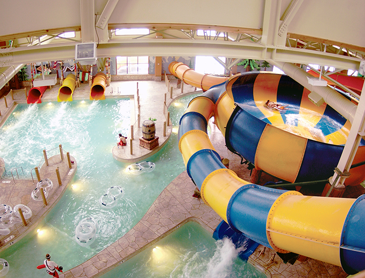 Indoor Waterpark in Mason, Ohio