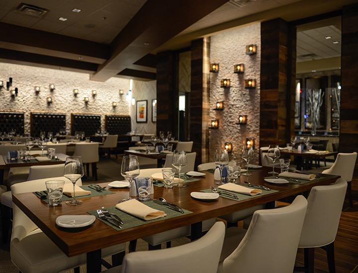 Miami Valley Gaming Fine Dining | Cin City Sea & Steak
