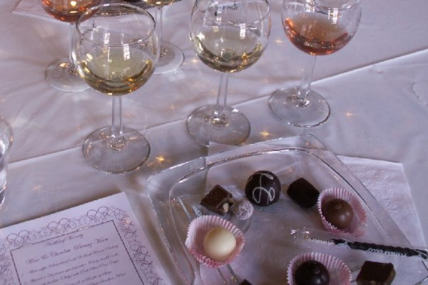 Wine & Chocolate Obsession