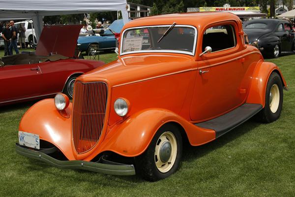 Veterans Benefit Car Show