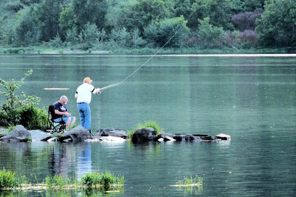 Take a Kid Fishing Derby