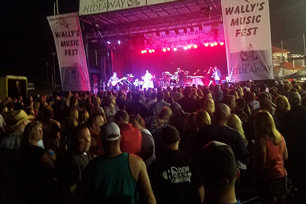 Wally's Music Fest