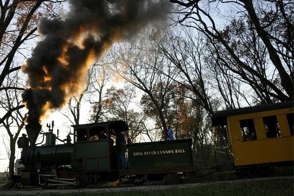Haunted Train of Terror