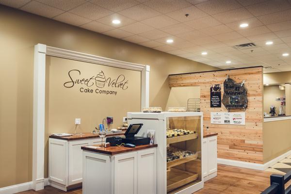 Sweet Velvet Cake Company