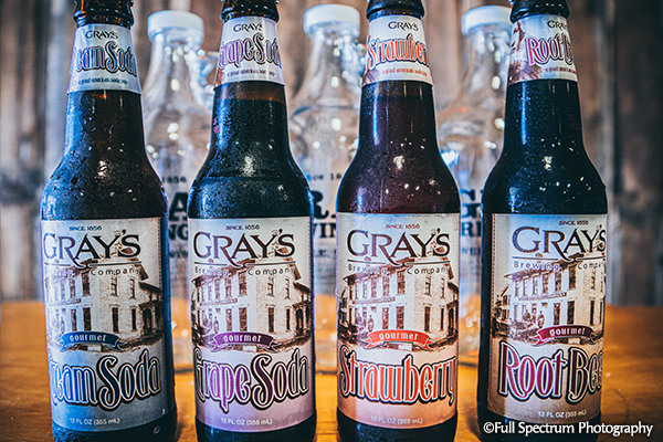 Gray Brewing Company