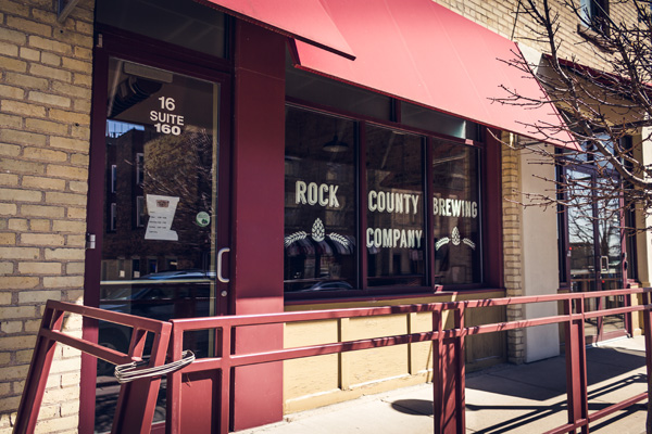Rock County Brewing Company - PICKUP