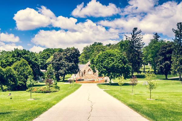 Oak Hill Cemetery - Janesville Area Convention & Visitors Bureau
