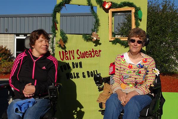 Ugly Sweater Fun Run, Walk & Roll