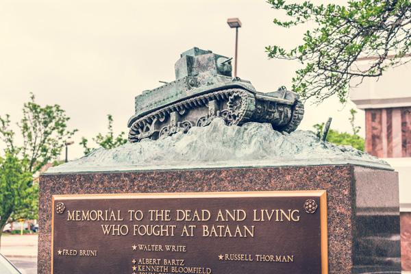 Bataan War Memorial