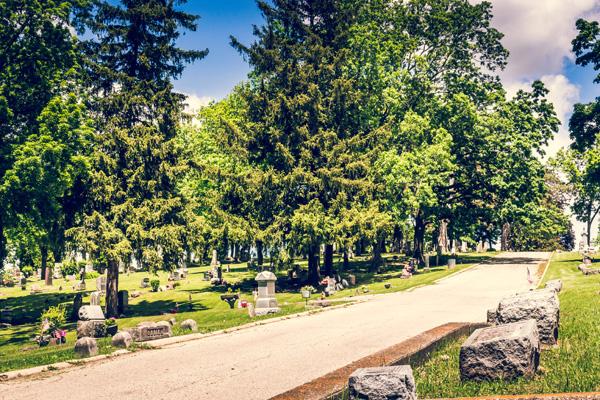 Mt Olivet Cemetery