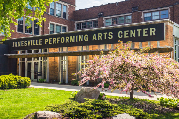 JPAC Page to Stage Project