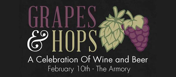 Grapes & Hops