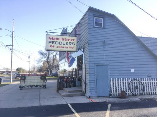 Rae's Main Street Peddlers - ONLINE