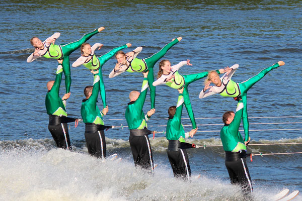 National Water Ski Show Tournament