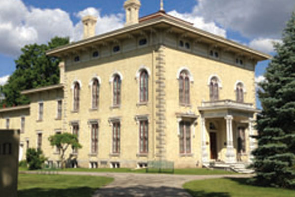 Lincoln-Tallman House Tours