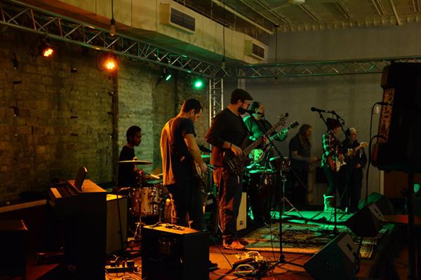 Voigt Music Center Open Jam