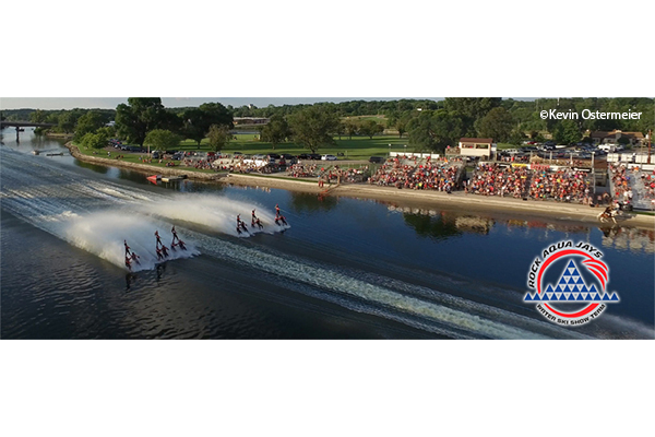 Mercury Open Water Ski Show Tournament