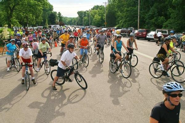 Janesville Morning Rotary's 18th Annual Pie Ride