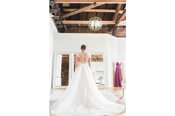 Blushing Willow Bridal Boutique