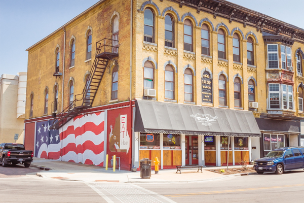 Walking Tour of Historic Downtown