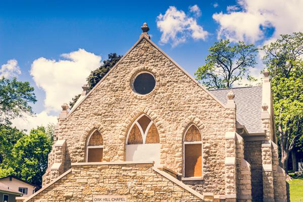 Oak Hill Chapel Open House Celebration