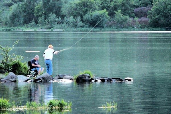 Take a Kid Fishing Day