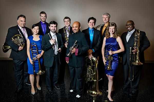 The Rodney Marsalis Philadelphia Big Brass