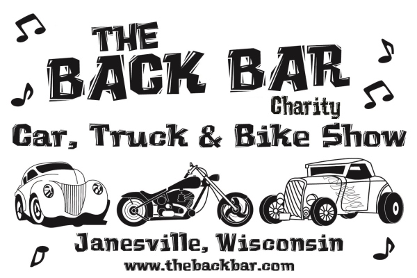 Back Bar Charity Car, Truck & Bike Show