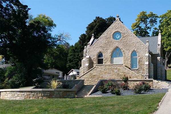 Oak Hill Chapel Holiday Open House