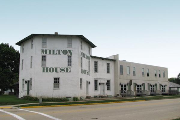 Milton House Movie Night