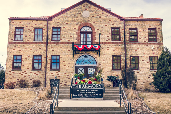 Christmas Hangover Comedy at the Armory