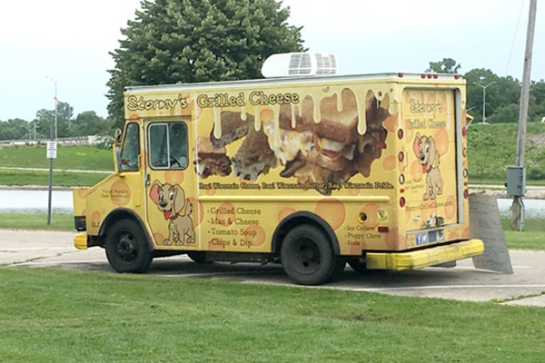 Stormy's Grilled Cheese Food Truck