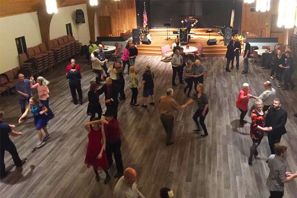 Swing Dance Social