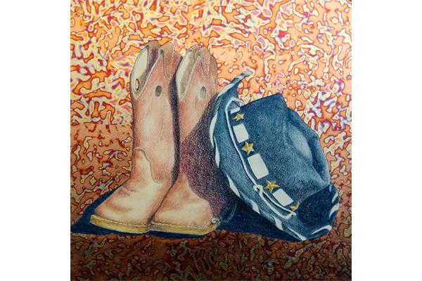 Hats & Shoes Art Exhibition