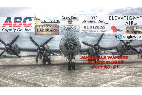 Janesville Warbird Weekend