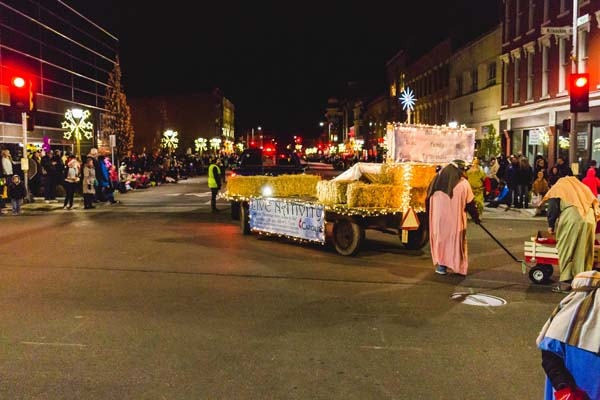 Holiday Lighted Parade