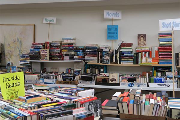 AAUW Used Book Sale