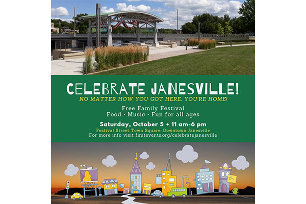 Celebrate Janesville! Family Festival