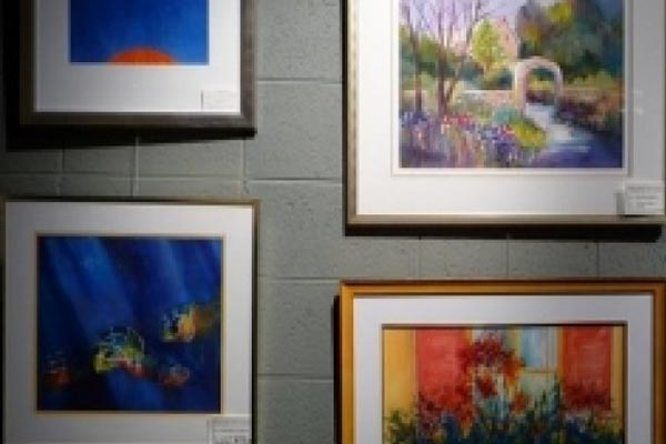 JPAC Art Exhibit: Wisconsin Rural Landscapes