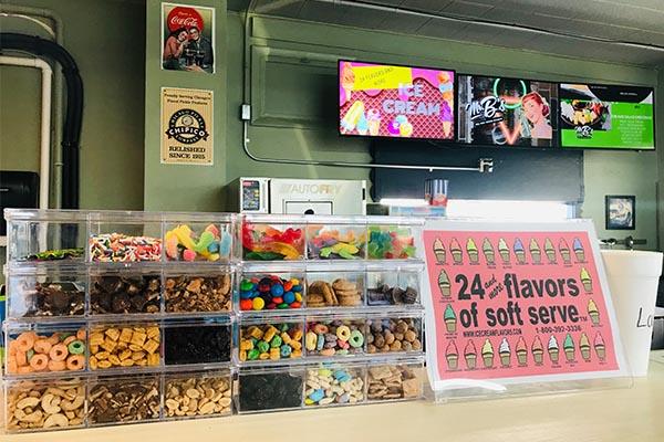 Mr. B's BBQ, Subs & Infused Ice Cream