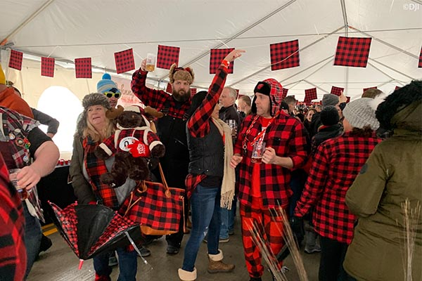Flannel Fest Craft Beer Experience