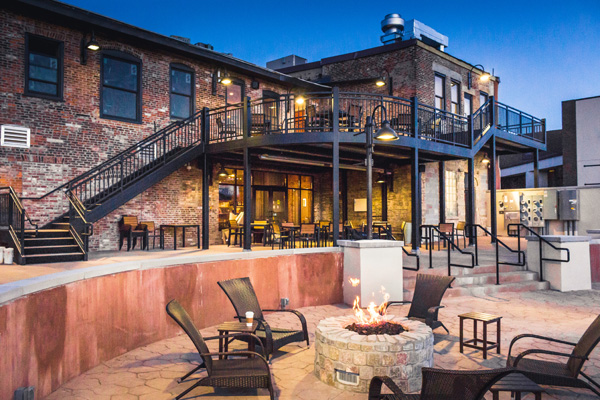 Pack the Patio