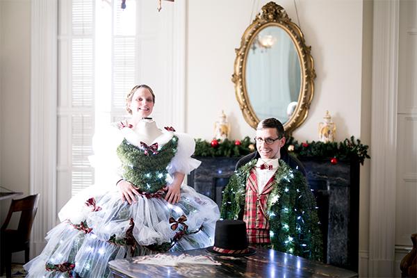 Holiday Tree Show