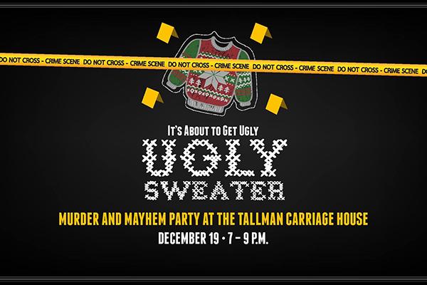 Ugly Sweater Murder & Mayhem