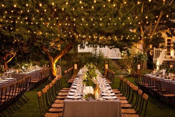 Wine and Garden Party