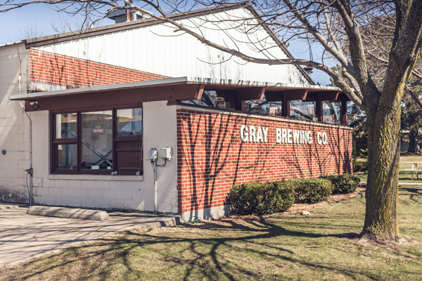 Gray's Euchre Tournament at the Brewery