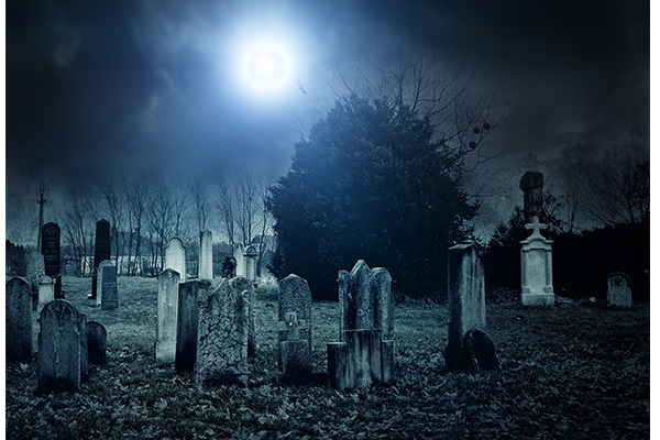 Chill at Oak Hill: After Dark Cemetery Tour