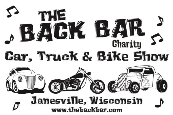 Back Bar Charity Car, Truck & Bike Show