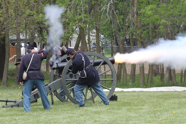 Civil War Living History Festival